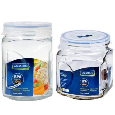《Glasslock》玻璃保鮮罐組 (IP591+IP592) (8.4折)