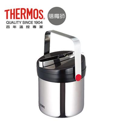 《THERMOS膳魔師》1.3L不銹鋼真空保冰桶 JIN-1300 (6折)
