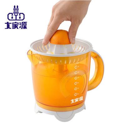 【大家源】電動柳橙榨汁機 TCY-6725 (6.4折)