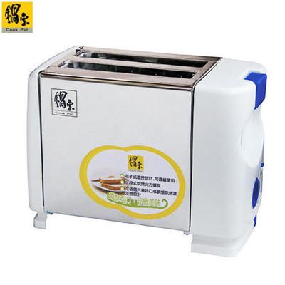 《鍋寶》不鏽鋼烤麵包機 (OV-6280) (3.7折)