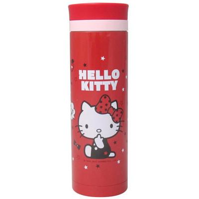 【HELLO KITTY】凱蒂貓真空保溫杯480ml KF-5850 (6.8折)