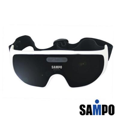 【聲寶SAMPO】眼部紓壓按摩器 ME-D1110YL (5.5折)