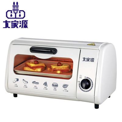 【大家源】8L電烤箱 TCY-3808A (7.7折)