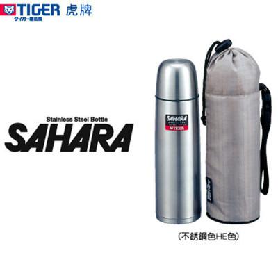 《清倉優惠》虎牌不鏽鋼保溫保冷瓶附專用外袋 -0.5L (MSH-B050) (9.2折)