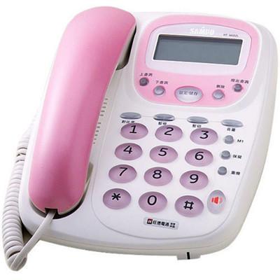 《聲寶》來電顯示型有線電話 (HT-W602L) 三色任選 (9.5折)