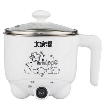 【大家源】內膽304不鏽鋼雙層防燙美食鍋TCY-2740W (6.5折)