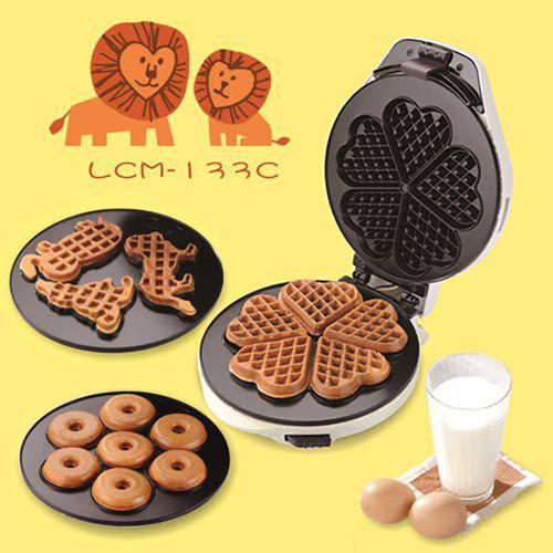 獅子心獅子心 三合一點心機 lcm-133c