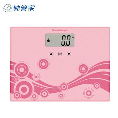 【妙管家】輕巧BMI健康秤 HKEB-0270 (7.6折)