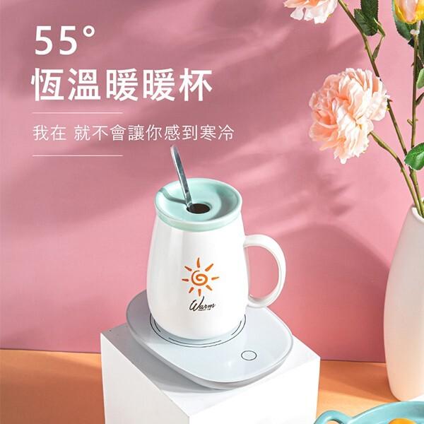 usb加熱保溫杯墊 55度恆溫