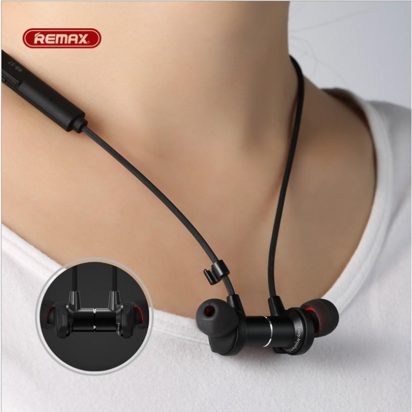 remax/睿量 藍牙運動耳機 藍牙耳機 頸掛式線控耳機 rb-s7
