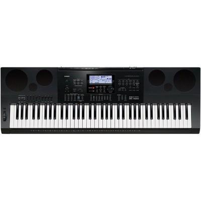 [公司貨免運] casio 卡西歐 wk-7600 76鍵電子琴(全新高階琴款,附琴袋超值配件) [ (10折)