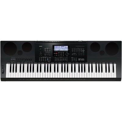 casio 卡西歐 wk-7600 76鍵電子琴(全新高階琴款,附琴袋超值配件現場教學)[唐尼樂器] (10折)