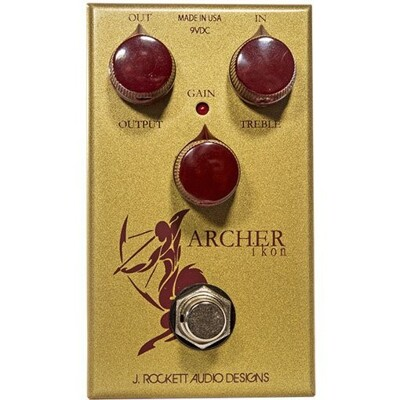 j. rockett 金色人頭馬 archer ikon overdrive/ boost 單顆效果 (10折)