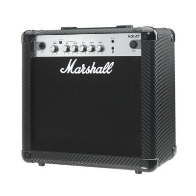 [公司貨免運] marshall mg15cf 15瓦電吉他音箱 [唐尼樂器] (10折)