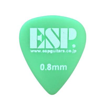esp selected picks 電吉他/電貝斯/ bass 彈片 pick(防滑設計款) [唐 (10折)