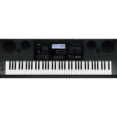 casio 卡西歐 wk-6600 76鍵電子琴(全新高階琴款,附琴袋超值配件現場教學)[唐尼樂器] (10折)