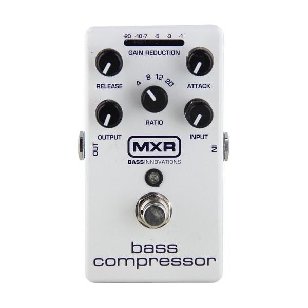 [免運公司貨] dunlop mxr m87 bass compressor 壓縮 單顆 效果器 [