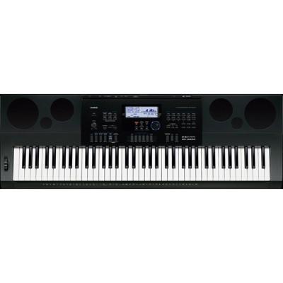 casio 卡西歐 wk-6600 76鍵電子琴(全新高階琴款,附琴袋超值配件現場教學) (10折)