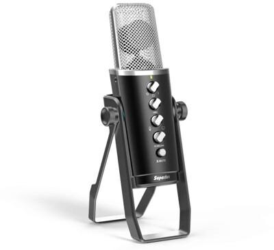 Superlux E431U 多指向性 USB 電容式麥克風 直播 Podcast [唐尼樂器] (10折)