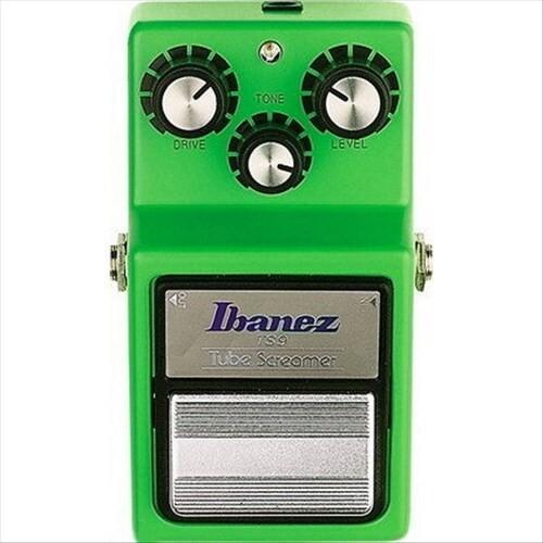 ibanez ts9/ ts-9 tubescreamer 經典電吉他單顆效果器/可當成 boost