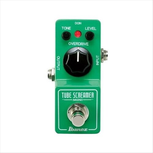 ibanez tubescreamer mini 經典電吉他單顆效果器/可當成 boost[唐尼樂器