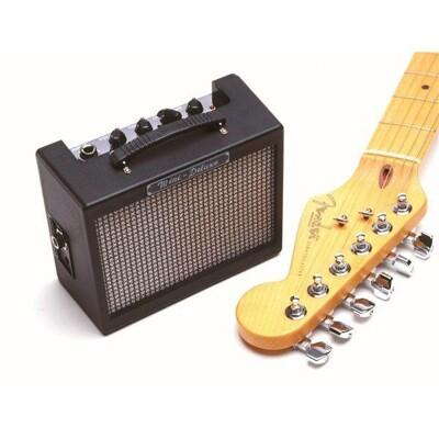 fender md20 mini deluxe 電吉他迷你小音箱 9v電池/變壓器供電[唐尼樂器] (10折)