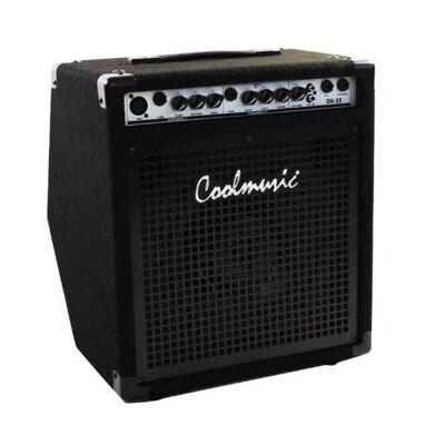 coolmusic dk-35 dk35 多功能樂器音箱 (原 fender 代工廠設計生產) [唐 (10折)