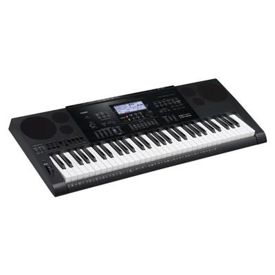 [分期免運] casio 卡西歐 ctk-7200 61鍵高階電子琴(鋼琴風格琴鍵,附琴袋超值配件現 (10折)