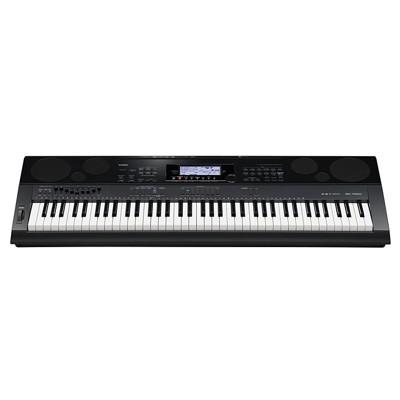 casio 卡西歐 wk-7600 76鍵電子琴(全新高階琴款,附琴袋超值配件現場教學) (10折)