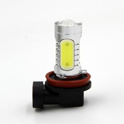 汽車LED大功率霧燈  黃光霧燈 H1 H3 9006 H11 9005  霧燈 汽車霧燈 LED霧 (5.7折)