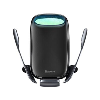 【Baseus倍思】銀河電動支架無線充(15W) 電動支架 車用支架 無線充電 出風口支架 (5.5折)