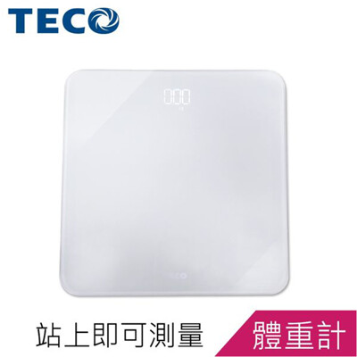 TECO東元LED魔術體重計 XYFWT702 (6.1折)