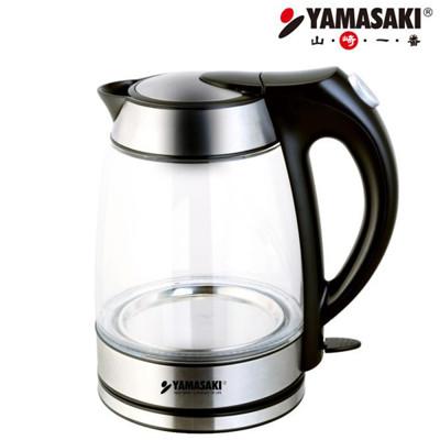 YAMASAKI山崎四季養生玻璃快煮壺 SK-2820GS (3.8折)