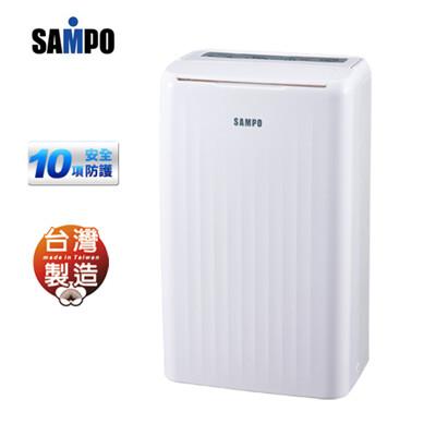 sampo聲寶6公升空氣清淨除濕機 ad-wa712t (5.1折)