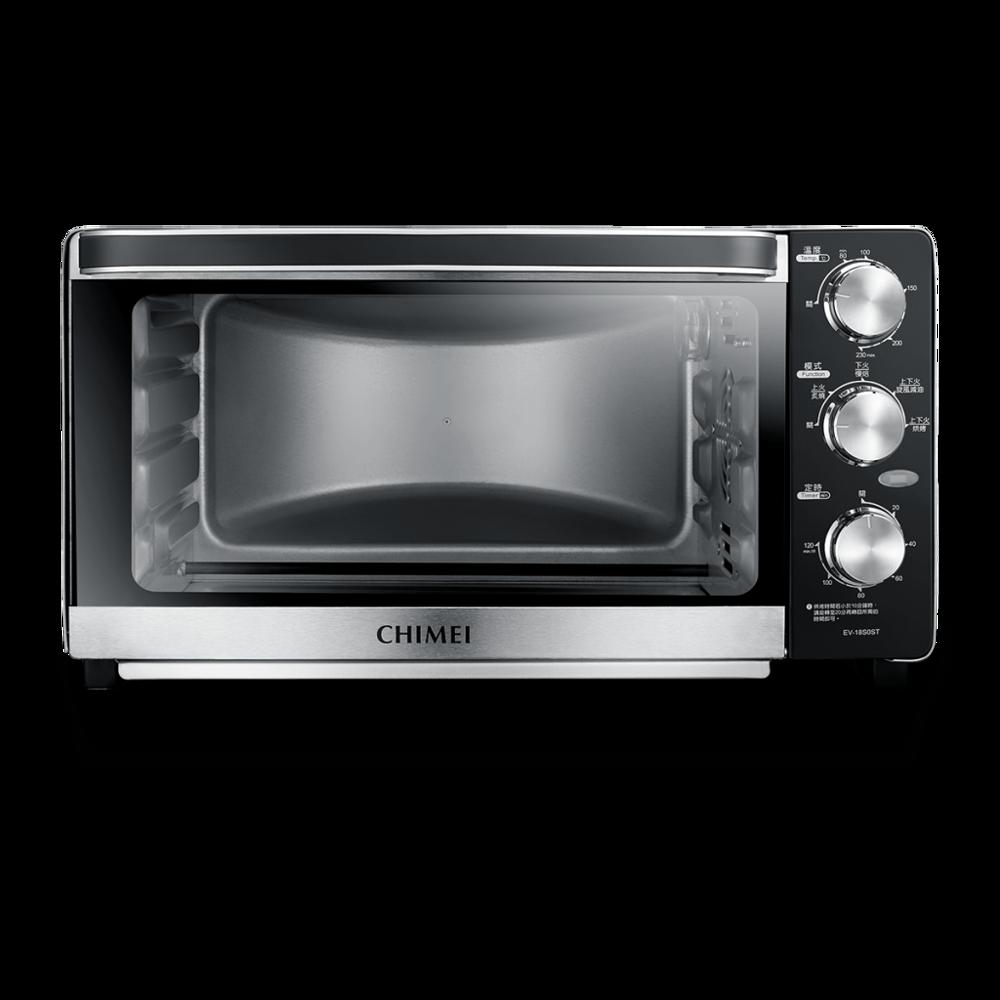 chimei奇美18l液脹式溫控電烤箱 ev-18s0st