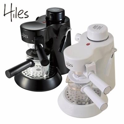 Hiles義式高壓蒸氣咖啡機 HE-301 (3.1折)