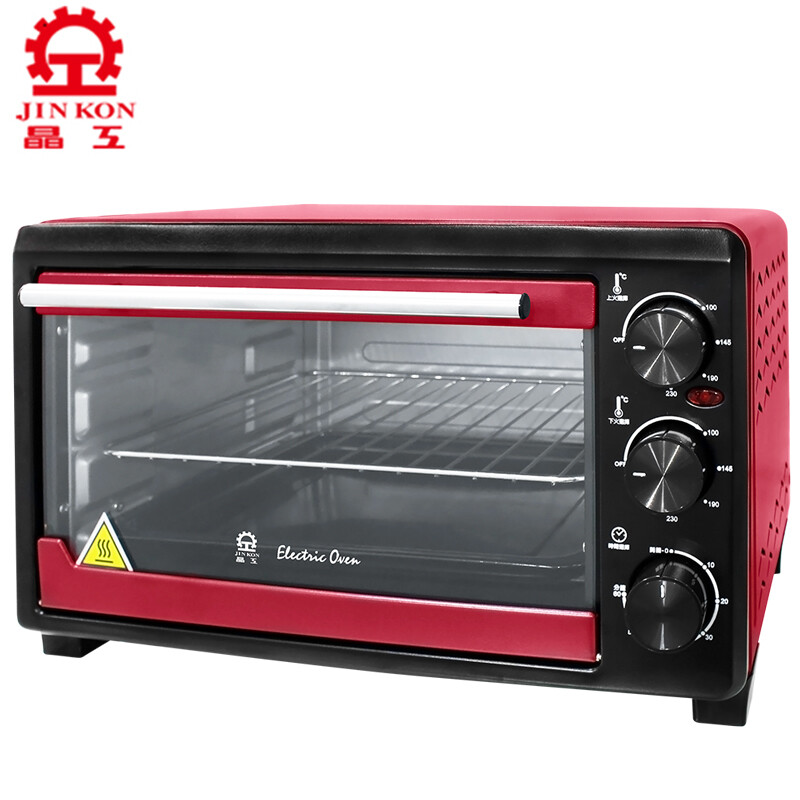 jinkon晶工牌23l雙溫控烤箱 jk-723