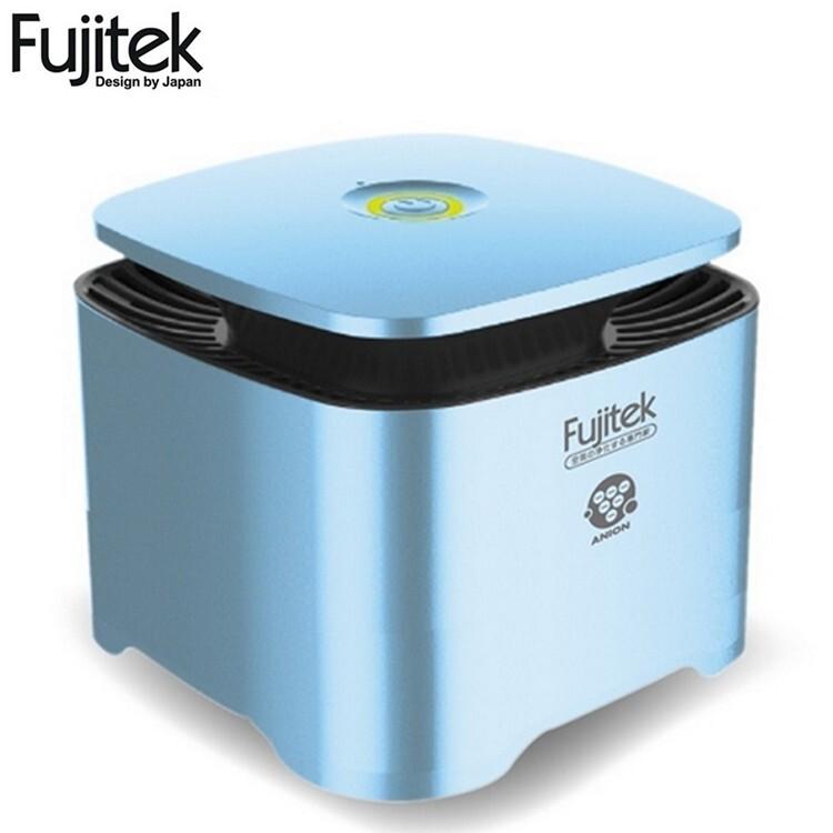 fujitek富士電通 負離子兩用空氣清淨機 ft-ap08