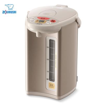 ZOJIRUSHI 象印 4L電動給水熱水瓶 CD-WBF40 (5.2折)
