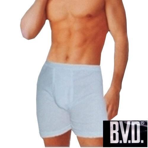 bvd 時尚型男sp針織平口褲~6件組