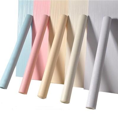 自黏PVC髮絲紋立體防水壁紙(5色) (8折)