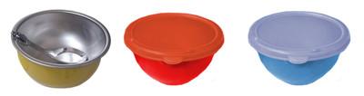 餐具 不鏽鋼#304兒童碗附#304湯匙/單個.台灣製造 (7.1折)