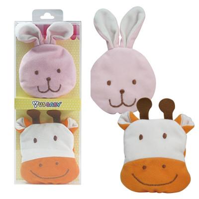 【優生】優生動物沙包組-長頸鹿+兔-寶寶玩具/互動遊戲/益智玩具/幼兒學習發展 u1305405 (9折)