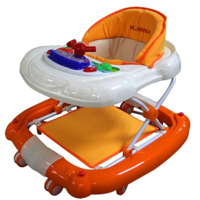 【優生】 高級嬰兒學步車(多功能搖椅)-寶寶助步車/學步車/學走玩具 DU62008 (9折)