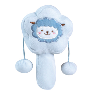 【優生】喜羊羊波浪鼓-星星(藍)-寶寶手搖鈴/音樂鈴/益智玩具/幼兒學習發展 u1205402B (9折)