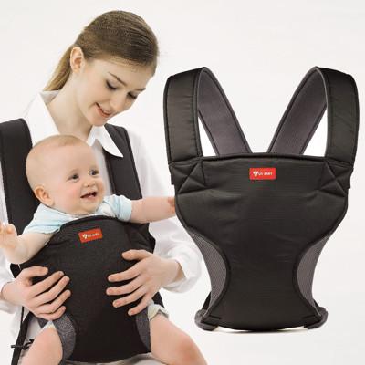 【優生】優生時尚寬肩型嬰兒揹袋-輕便型外出嬰兒背袋/多功能揹袋/幼兒外出揹帶GU21102 (9折)