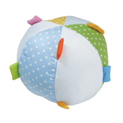 【優生】 布質寶寶學習球(藍)--寶寶玩具/互動遊戲/益智玩具/幼兒學習發展u1305401B (9折)