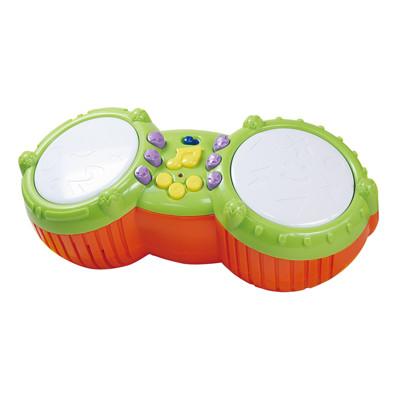 優生 兒童聲光學習玩具-《搖滾拉丁邦哥鼓》 (9折)