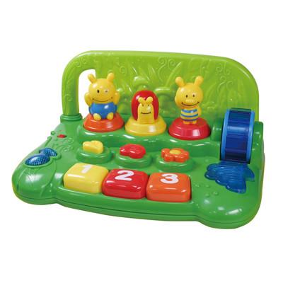 限時特價★優生 兒童聲光學習玩具 -《轉一轉蟲蟲派對》GU80008 (7.2折)
