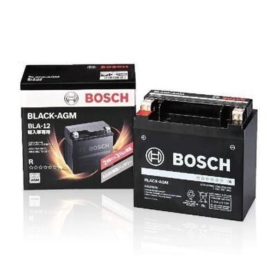 【BOSCH 博世】S6+BLA-12 AGM電瓶12Ah/170CC輔助小電瓶 BENZ SBC (7.4折)
